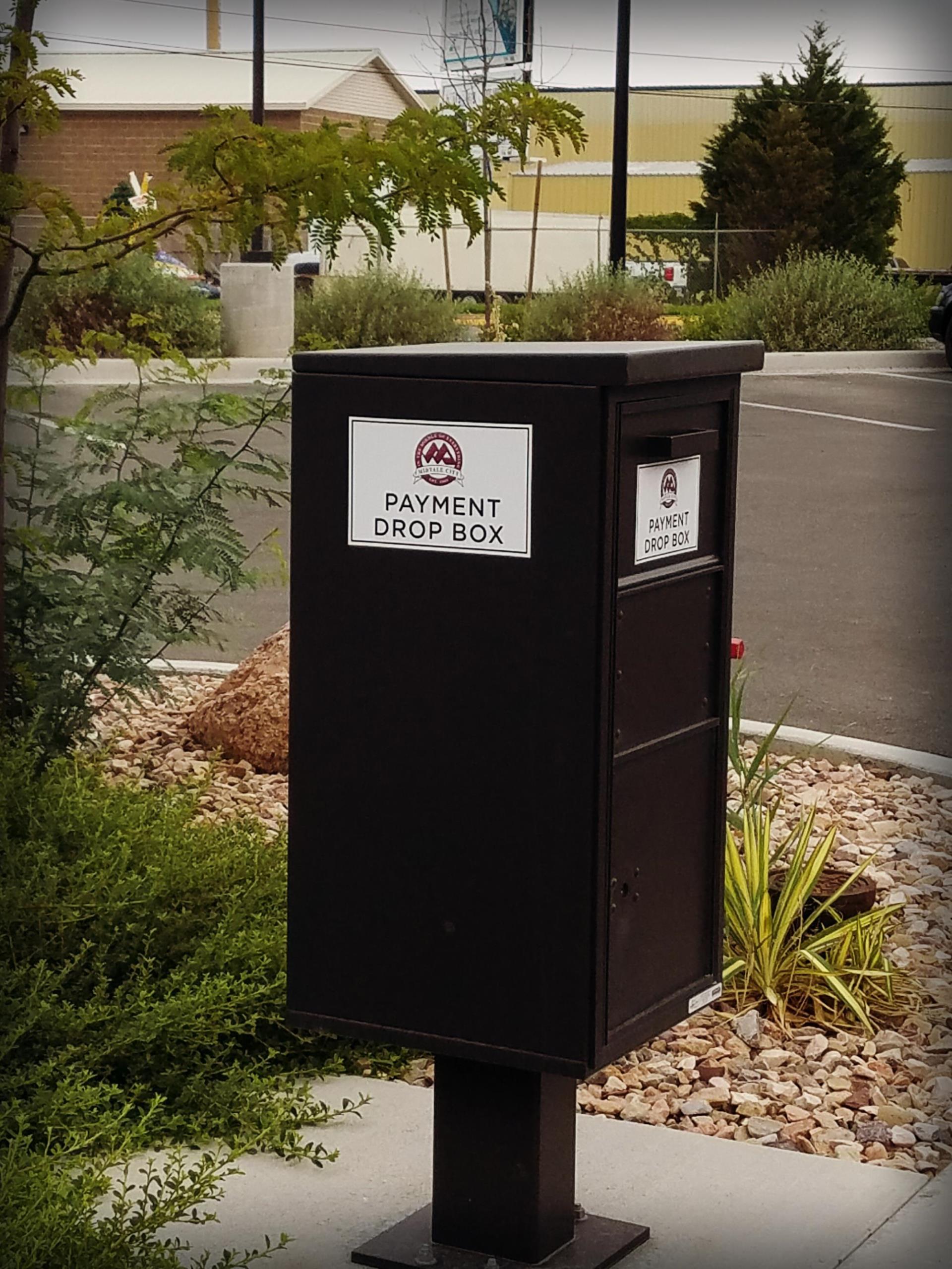 Payment Drop Box