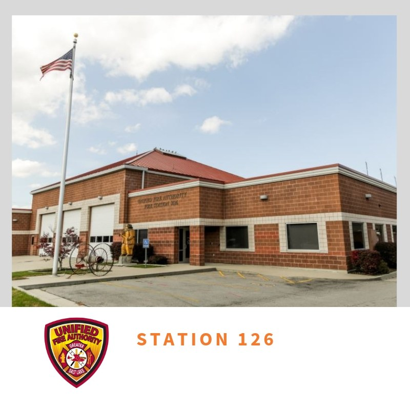 Station 126 outside view