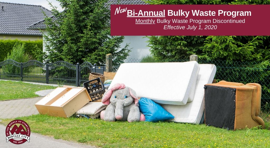 Bulky Waste Web Banner