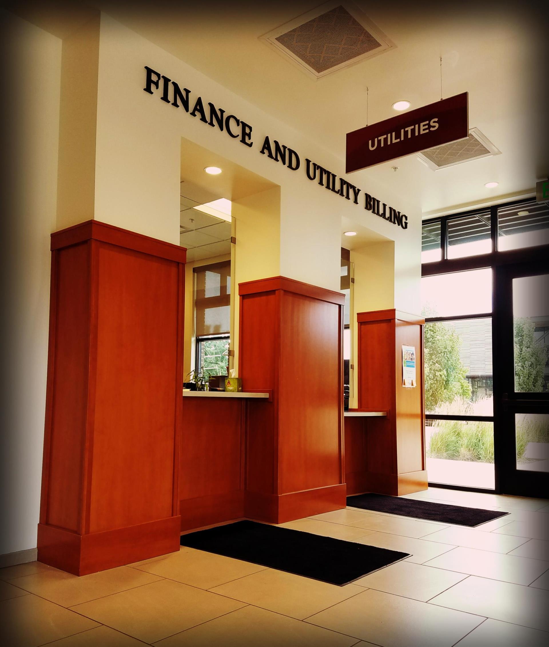 Finance Area
